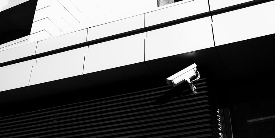 Bättre överblick med kameraövervakning