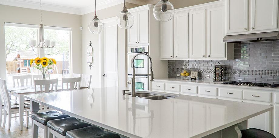 Fem sätt att undvika vattenskada i köket